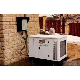 Домашние электростанции и управление с помощью автоматики.