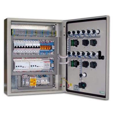 Шкафы управления и автоматизации технологических процессов ШУ